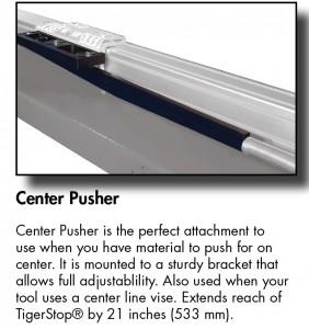 Center Pusher TS-01