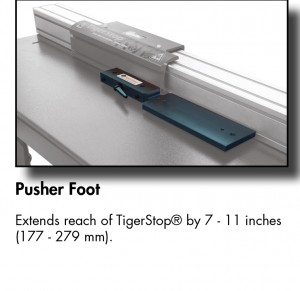 Pusher Foot TS-01