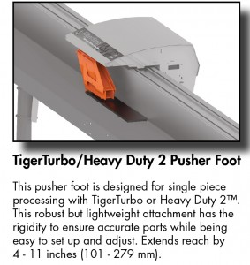 Pusher Foot TT - HD2-01