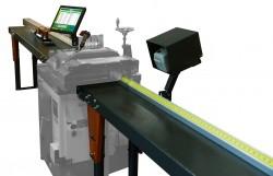 Software options on machine