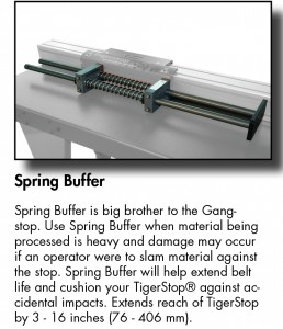 Spring Buffer TS-01