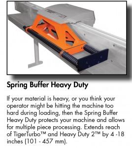 Spring Buffer TT - HD2-01